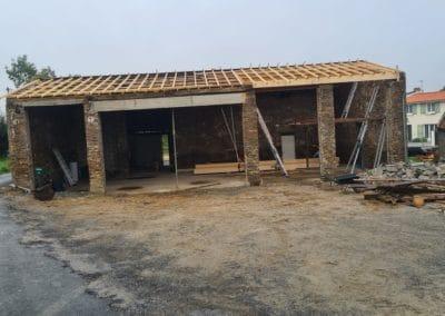 ACM_Maison_rénovation_construction_maçonnerie_réhabilitation_démolition_pierre_chantier_Maçon_gros œuvres_vallet_clisson_vignoble_44