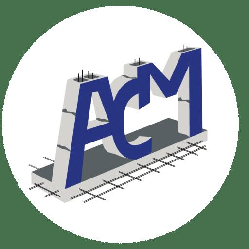 Logo_ ACM_Maison_rénovation_construction_maçonnerie_réhabilitation_démolition_pierre_chantier_Maçon_gros œuvres_vallet_clisson_vignoble_44